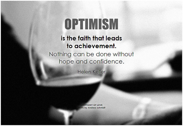 The Power of Optimism and Hope